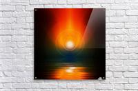 Life energy  Acrylic Print