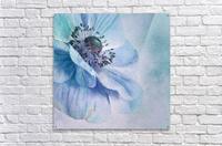 Shades of Blue by Priska Wettstein   Acrylic Print