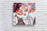 Still Life with Apples and Oranges by Cezanne  Acrylic Print