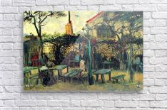 Terrace of a Cafe by Van Gogh  Acrylic Print