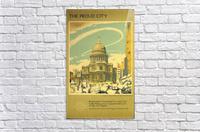 The Proud City  Acrylic Print