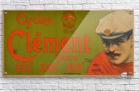 Clement Paris Cycles  Acrylic Print