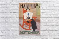 Harper's September  Acrylic Print