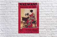 Naumann Sewing Machine  Acrylic Print