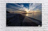 La Bloc Sunset  Acrylic Print