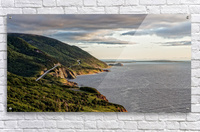 Summer on the Cabot Trail  Acrylic Print