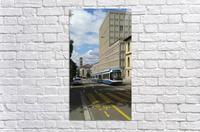 Sunny Day in Zurich  Acrylic Print