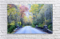 Colorful Fall Evening  Acrylic Print