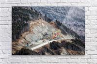 Mountain Moving  Acrylic Print