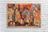 Vintage Chinese Cigarette Advert  Acrylic Print