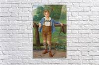 The New Lederhosen  Acrylic Print
