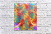 Abstract Elephant  Acrylic Print