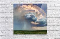 July Rain Storm  Acrylic Print