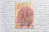 Untitled 1 (Joan Miro tribute)  Acrylic Print