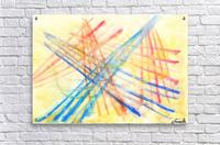 Scratches 2 (Joan Miro tribute)  Acrylic Print
