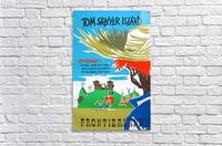 Tom Sawyer Island Poster  Acrylic Print