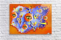 Fioloniceto V2 - digital surrealism  Acrylic Print