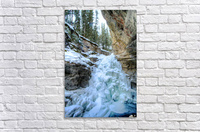 Frozen Moments  Acrylic Print