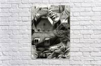 Leiden - 11-11-15  Acrylic Print
