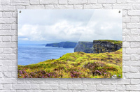 CLIFFS OF MOHER 10  Acrylic Print