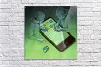 surgery  Acrylic Print