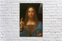 Salvator Mundi  Acrylic Print