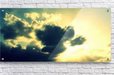 Old sky  Acrylic Print