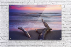 Touch  Acrylic Print