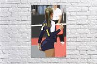 Athletics_68  Acrylic Print