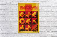 Emporium Italian vintage poster  Acrylic Print