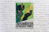 Austin Reed of Regent Street poster  Acrylic Print