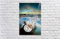 The Vanishing Time  Acrylic Print