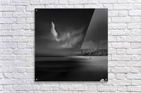 Sea Shore View  Acrylic Print