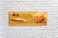 Rajasthan Tours  Acrylic Print