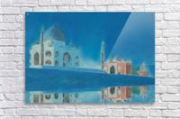 Taj.  Acrylic Print