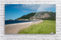 Petit Etang Beach Memories-2  Acrylic Print