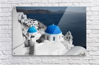 Blue Church  Acrylic Print