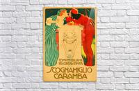 Scognamiglio Caramba  Acrylic Print