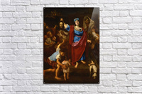 Judith  Acrylic Print