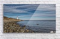 Low Point Lighthouse - Nova Scotia  Acrylic Print