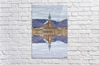St. Pierres Church - Cheticamp Ns  Acrylic Print