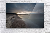 Belle Cote Beach at Sunset  Acrylic Print