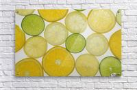 Citrus Slices  Acrylic Print