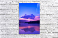 Maligne Lake, Jasper National Park, Alberta, Canada  Acrylic Print