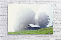 House Near Peacham, Vermont, Usa  Acrylic Print