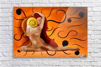 Aspenissia_V1 - violinhair  Acrylic Print