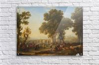 Fete villageoise  Acrylic Print