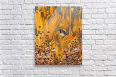 Harris Sparrow  Acrylic Print
