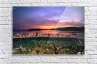 Raja Ampat sunrise  Acrylic Print