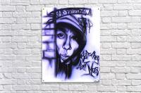 mos def  Acrylic Print